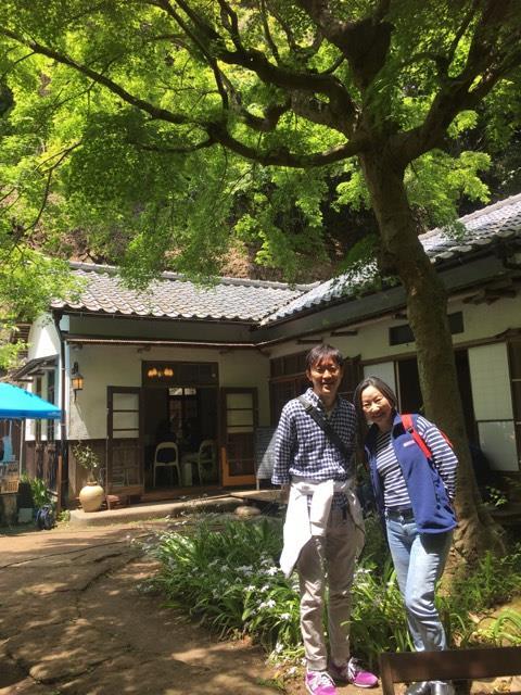 北鎌倉の宝の庭には、お宝いっぱい!
