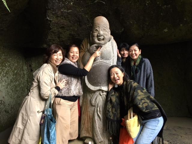 2018年 1/11、2/11、3/2 いつ訪れても新発見〜青木山荘と北鎌倉おさんぽツアー〜