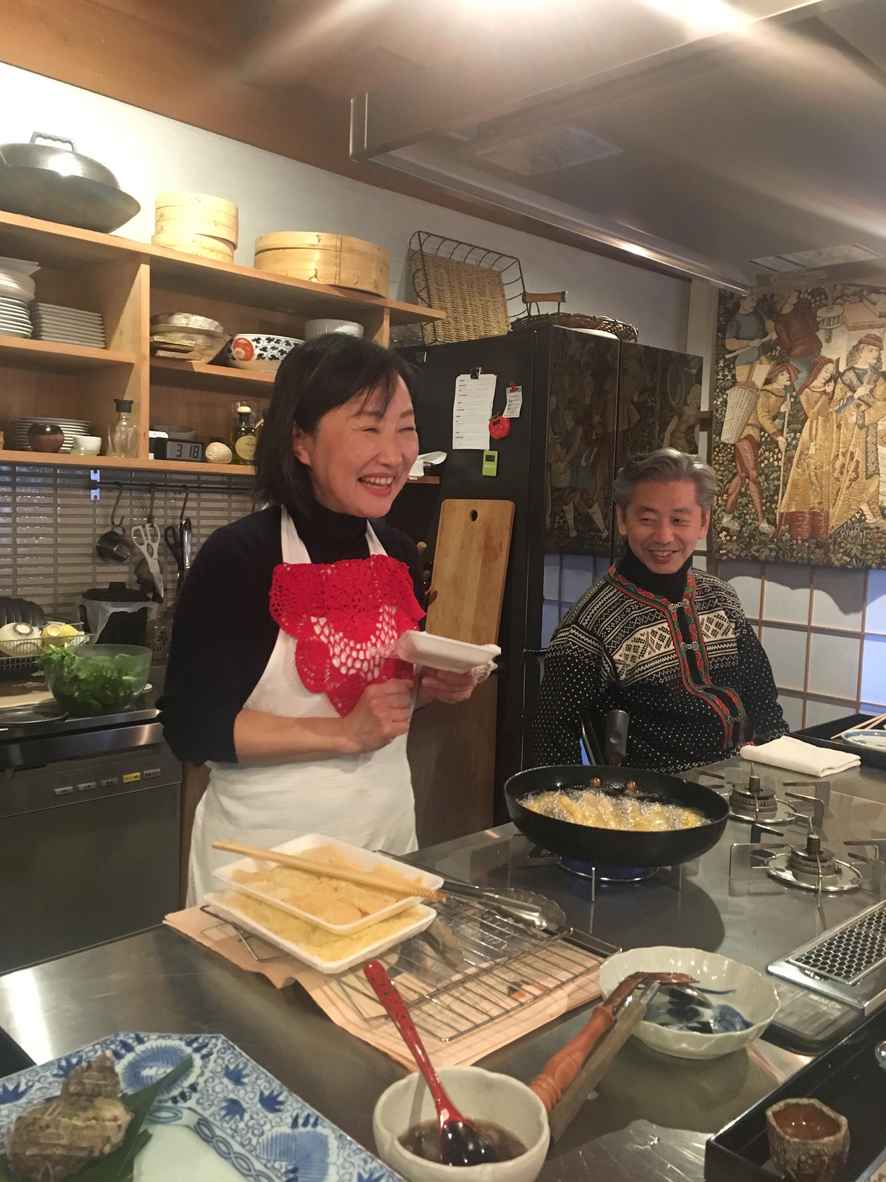 メンター集合!青木山荘新年会