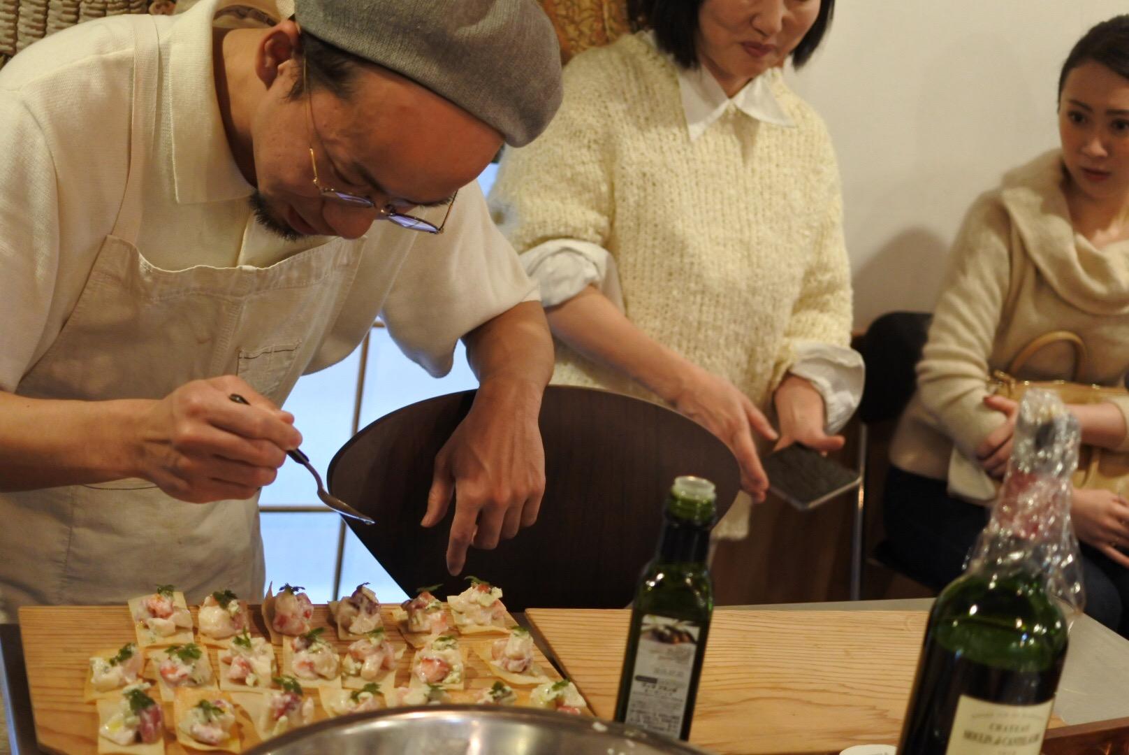 Le Goût de la Trinité 味わいをデザインする北鎌倉の午後のレポート