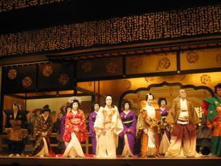 ロンドン歌舞伎