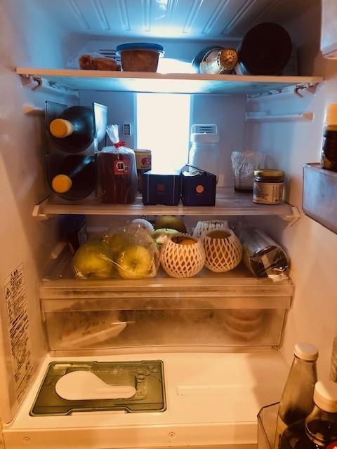 冷蔵庫断捨離に、夢中です
