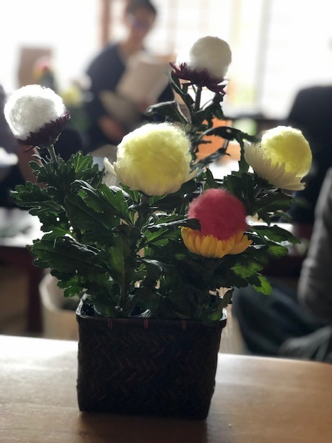 重陽の節句 若返りには菊の花の朝露