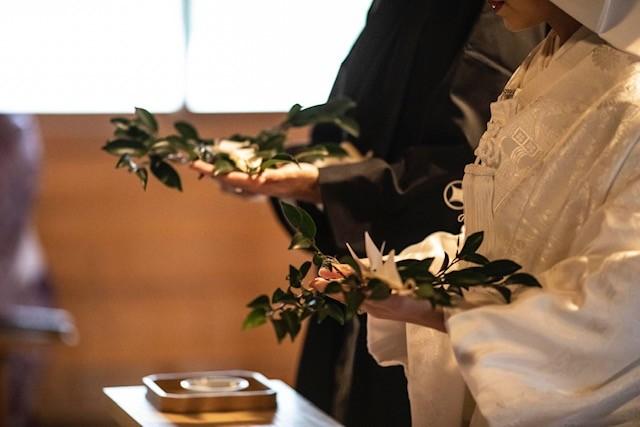 婚礼の余韻