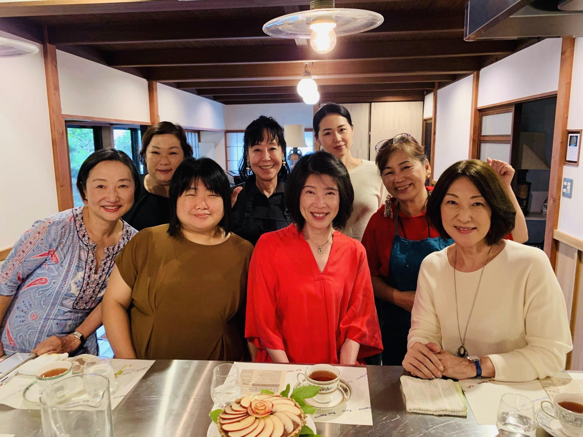 青木山荘〜マダムのためのダイエット講座〜