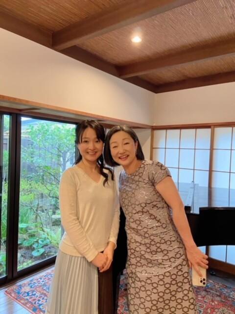 加納裕生野さん青木山荘ピアノコンサート