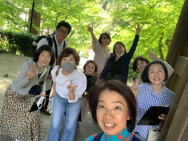 5月の青木山荘リトリートレポート